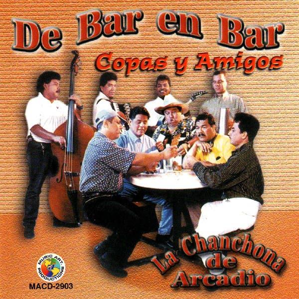 De Bar En Bar, Copas Y Amigos