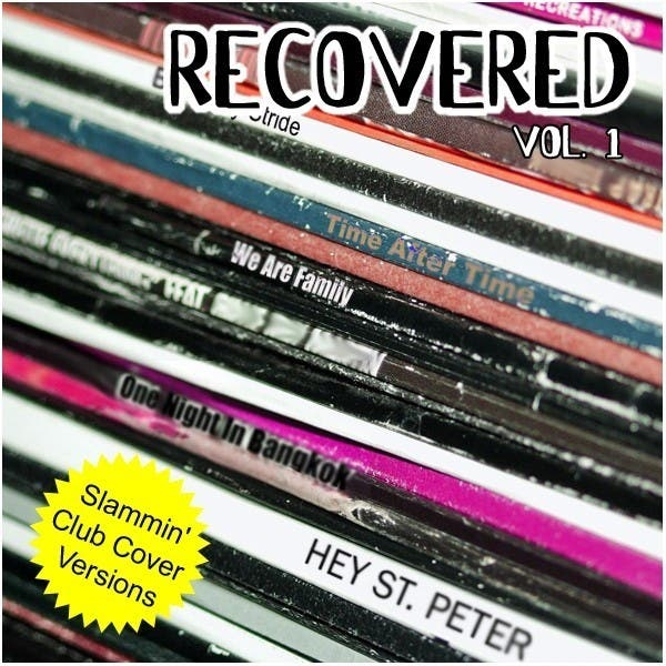 Recovered Vol.1 - Slammin' Club Cover Versions