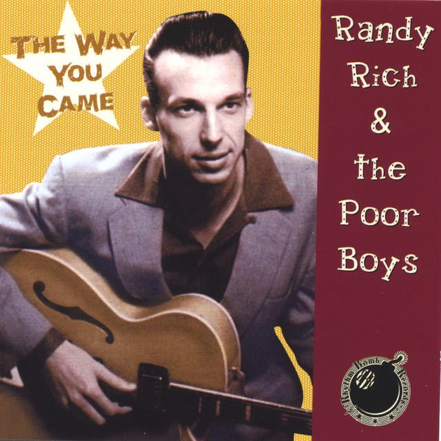 Randy Rich & The Poor Boys