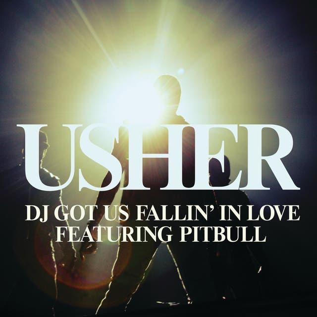 Usher Featuring Pitbull image