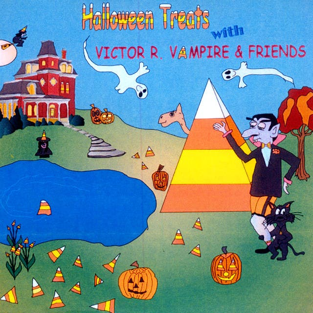 Victor R. Vampire And Friends