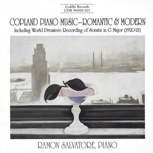 Copland: Piano Music