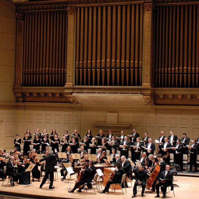 Handel And Haydn Society image