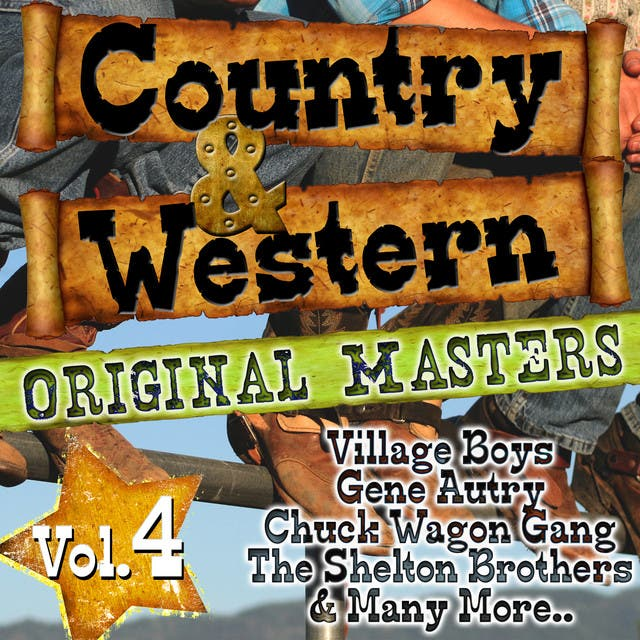 Country & Western Original Masters: Vol.4