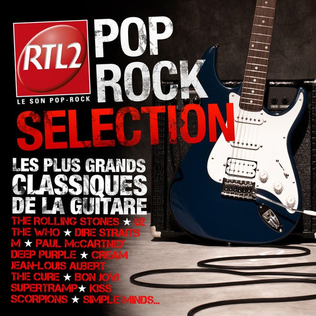 RTL 2 Pop Rock Selection