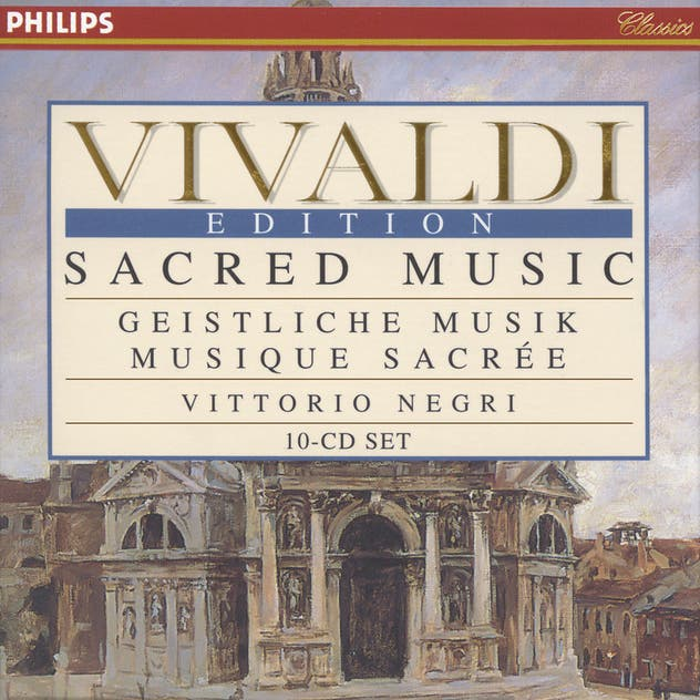 Various Artists & English Chamber Orchestra & Vittorio Negri