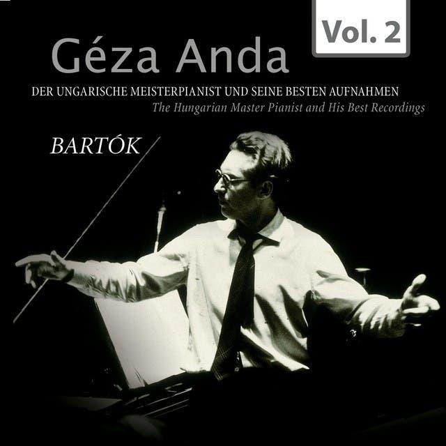 Bartók: Géza Anda - Die Besten Aufnahmen Des Ungarischen Meisterpianisten, Vol. 2
