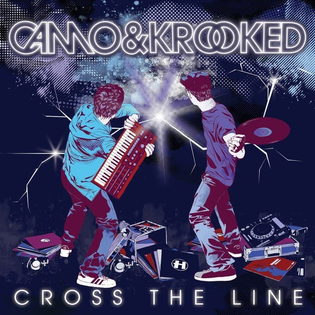 Camo & Krooked