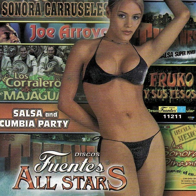 Salsa And Cumbia Party With The Discos