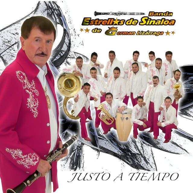 Banda Estrellas De Sinaloa De German Lizarraga image