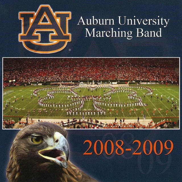 The Auburn University Marching Band 2008-2009 Season