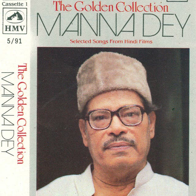 Manna Dey Golden Collection - Vol 1