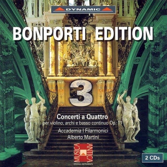 Bonporti Edition, Vol. 3 - Concertos A 4, Nos. 1-10