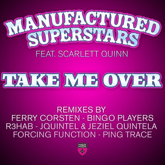 Manufactured Superstars Featuring Scarlett Quinn