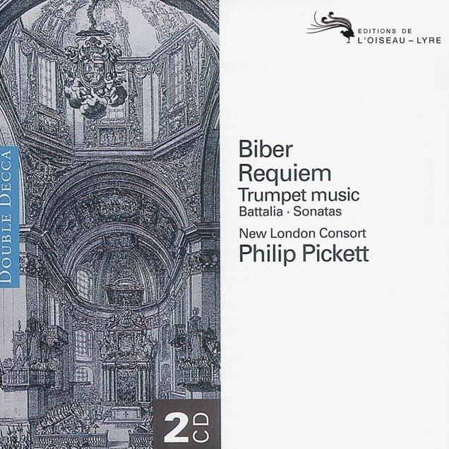 Biber: Requiem, Etc./Schmelzer:Trumpet Music