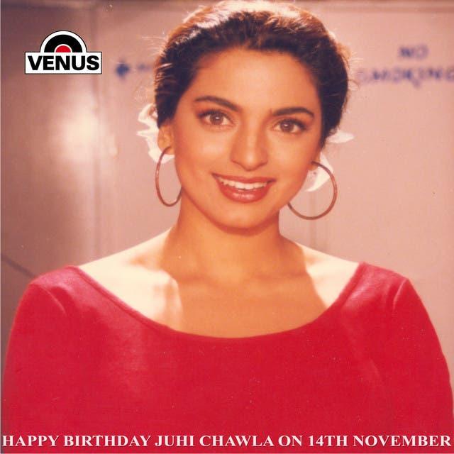 BIRTHDAY OF JUHI CHAWLA