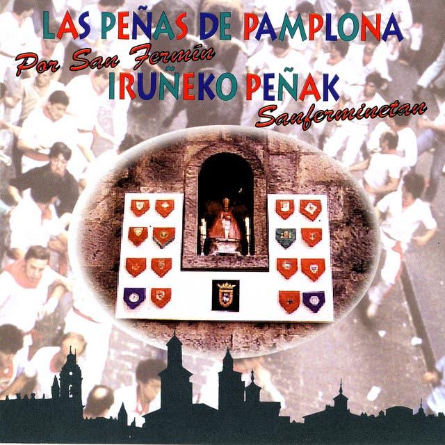 Las Peñas De Pamplona Por San Fermin