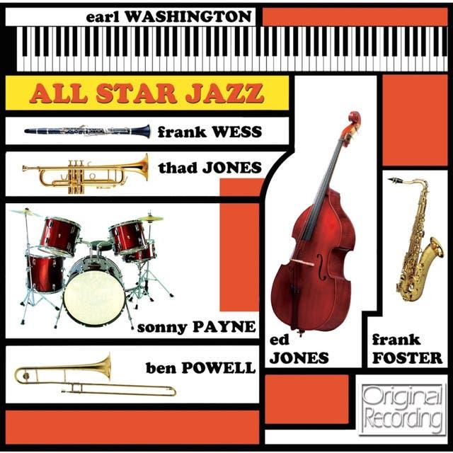 Earl Washington All Stars image