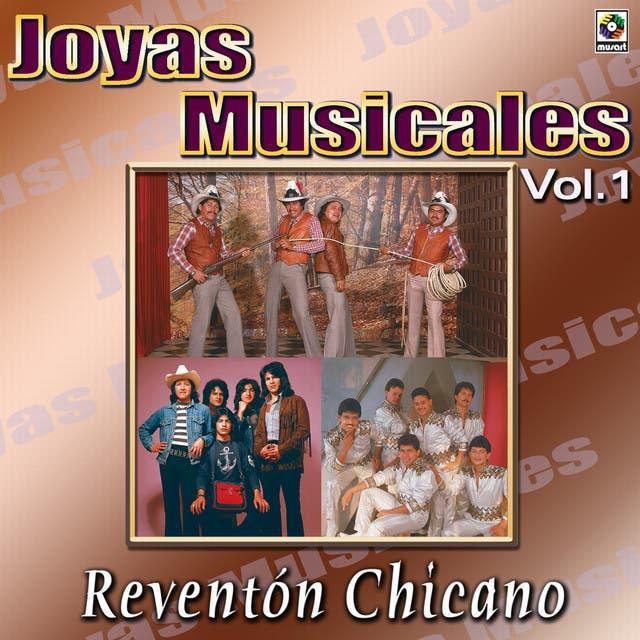 Joyas Musicales - Reventonchicano, Vol. 1
