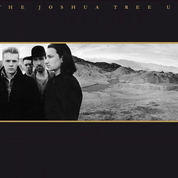 DELUXE EDITION - The Joshua Tree