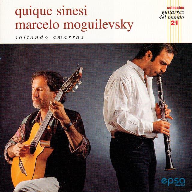 Quique Sinesi - Marcelo Moguilevsky
