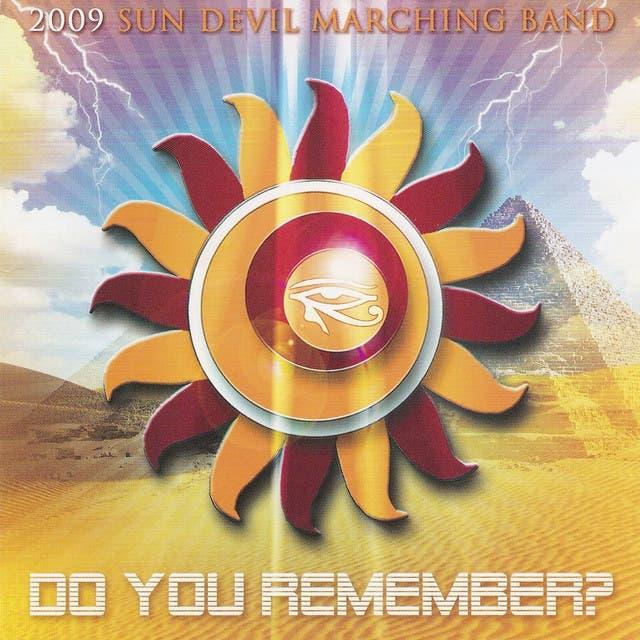 Arizona State University Marching Band - Do You Remember 2009