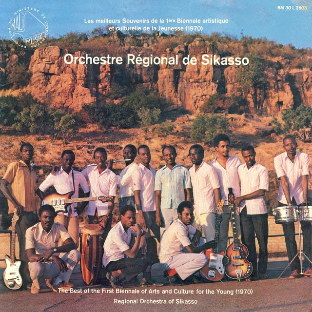 Orchestre Regional De Sikasso
