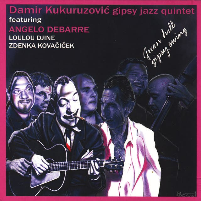 Damir Kukuruzovic Gipsy Jazz Quintet