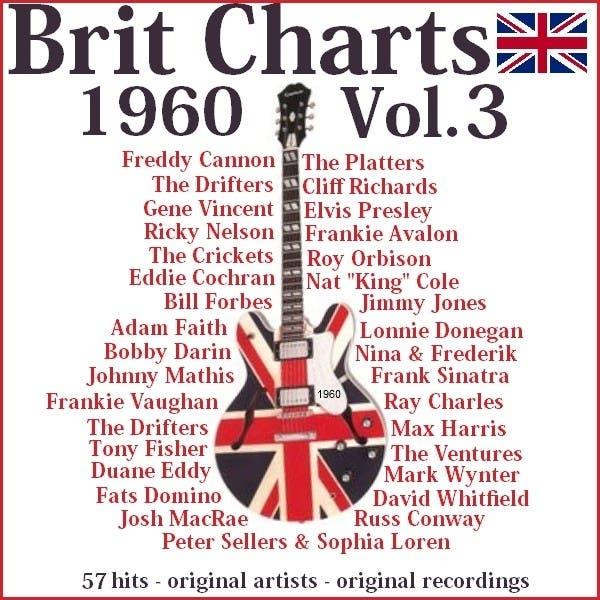 Brit Charts 1960 Vol. 3