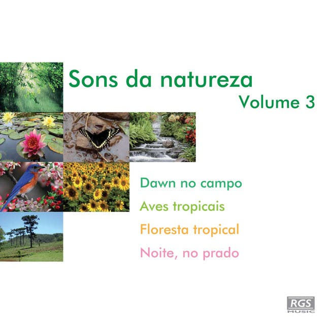 Sons Da Natureza Volume 3