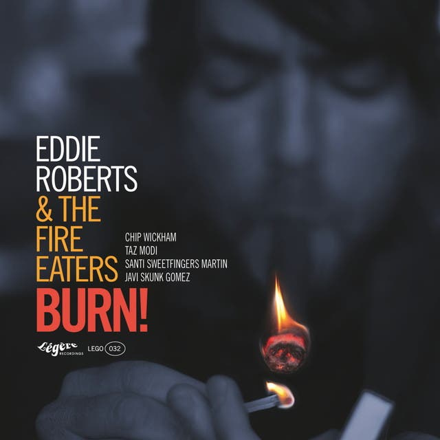 Eddie Roberts & The Fire Eaters image