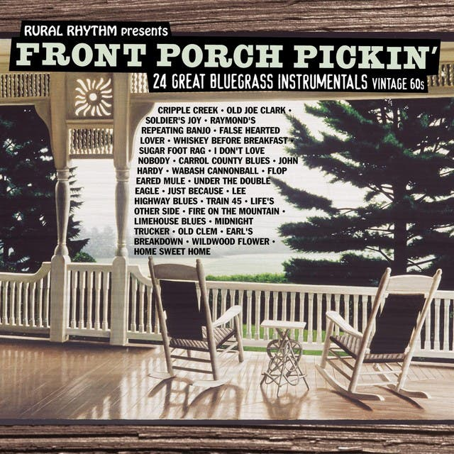 Front Porch Pickin': 24 Great Bluegrass Instrument