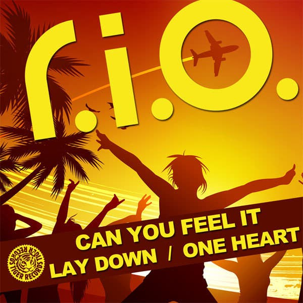 Can You Feel It / Lay Down / One Heart