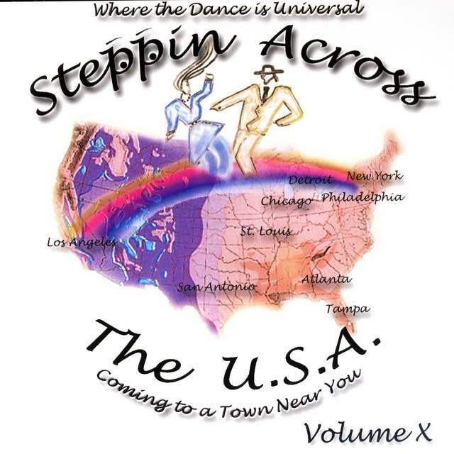 Steppin Across The USA Volume 10