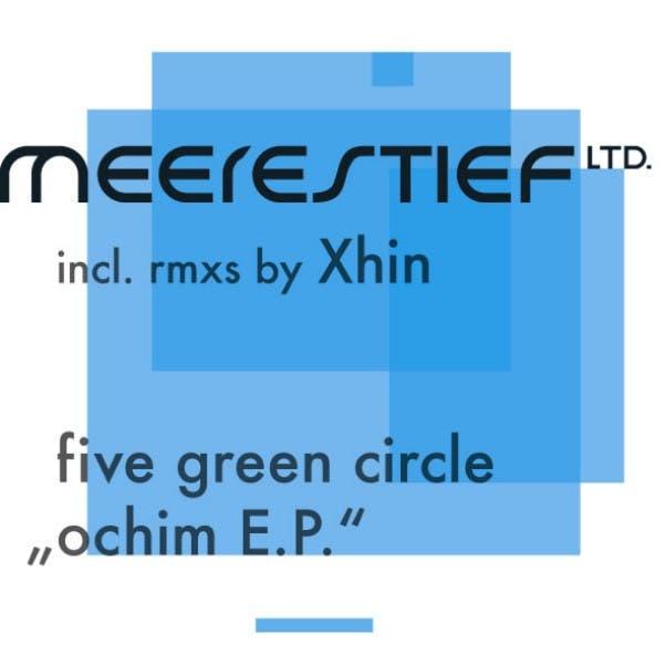 Five Green Circle