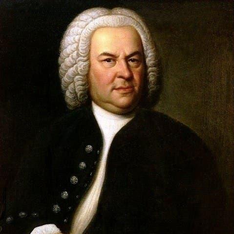 J. S. Bach image