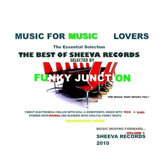 The Best Of Sheeva Records Volume 1