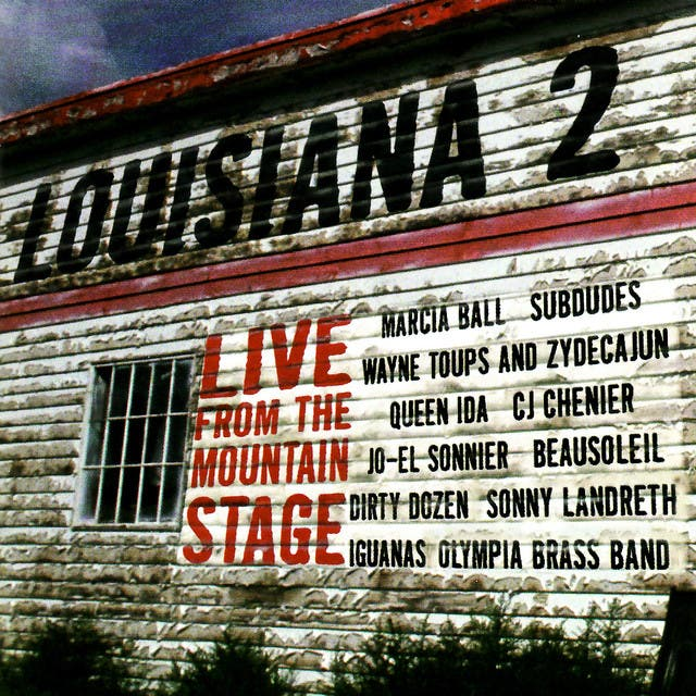 Louisiana 2 - Live From Mountain Stage