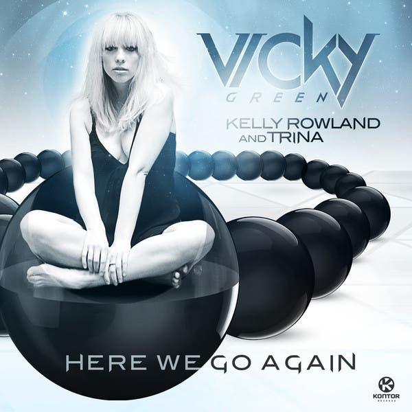 Vicky Green, Kelly Rowland & Trina