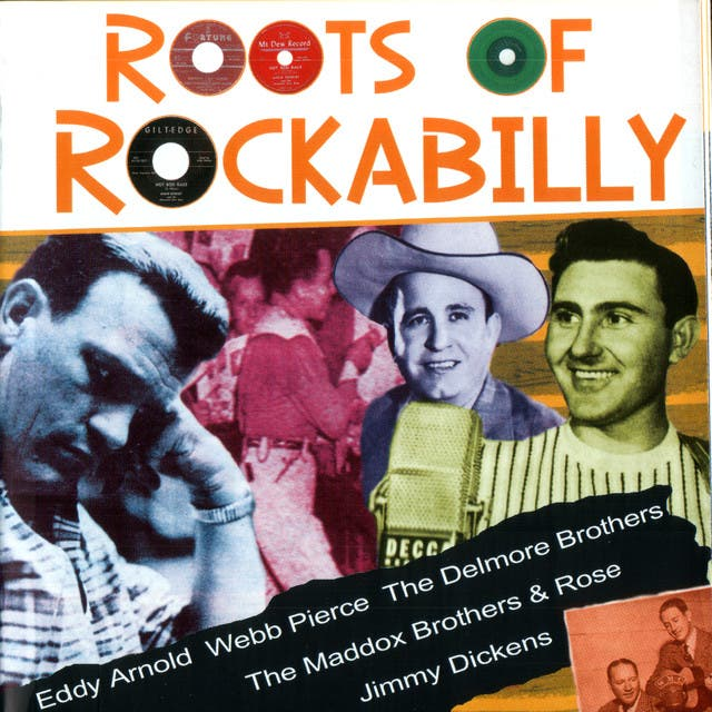 Roots Of Rockabilly Volume 1 1950
