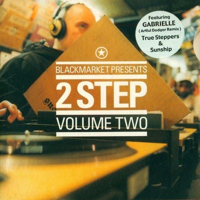 Blackmarket Presents 2 Step - Volume 2