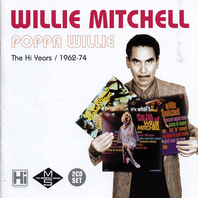 Willie Mitchell