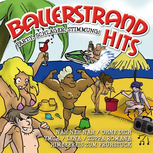 Ballerstrand Hits-Party, Schlager, Stimmung