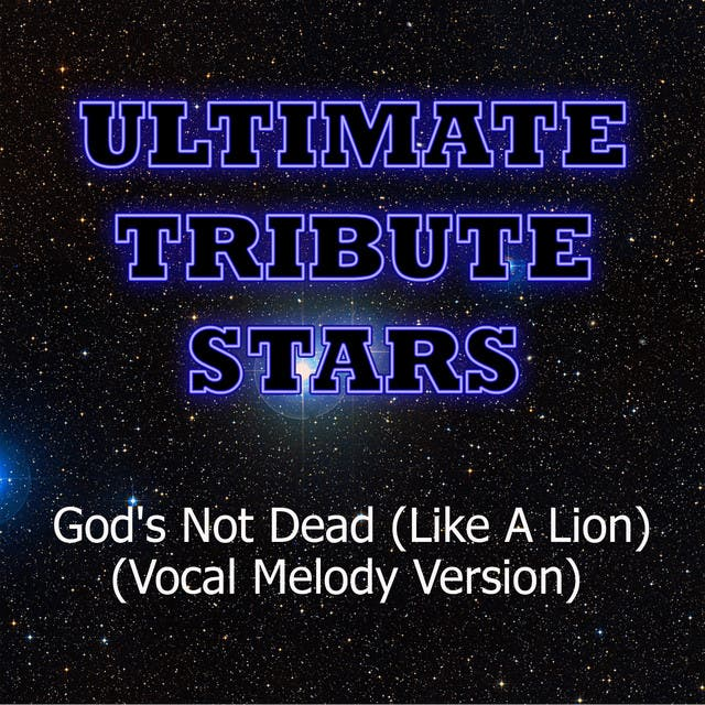 Newsboys - God's Not Dead (Like A Lion) (Vocal Melody Version)