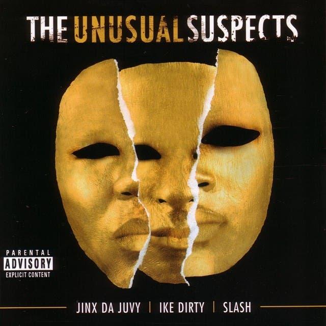 Unusual Suspects Feat. Ike Dirty, Jinx Da Juvy, Money Slash image