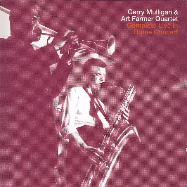 Gerry Mulligan & Art Farmer