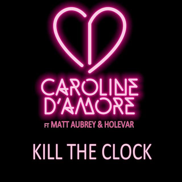 Caroline D Amore Feat Matt Aubrey & Holevar