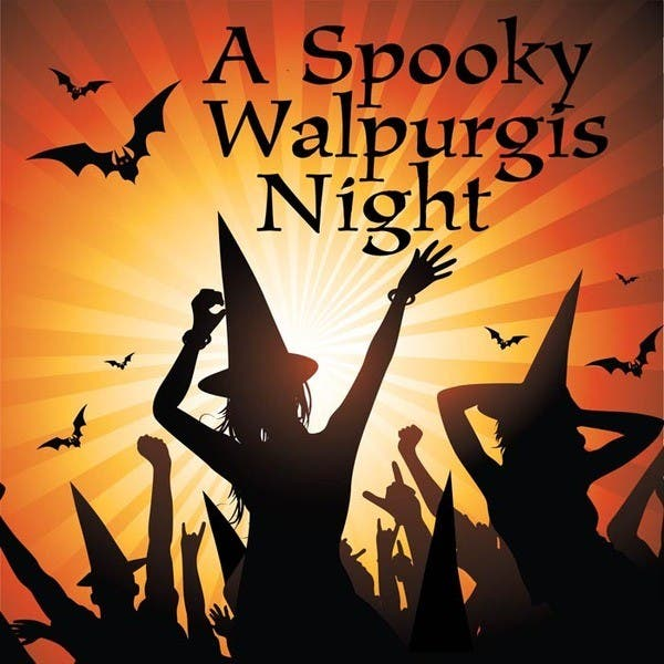 A Spooky Walpurgis Night