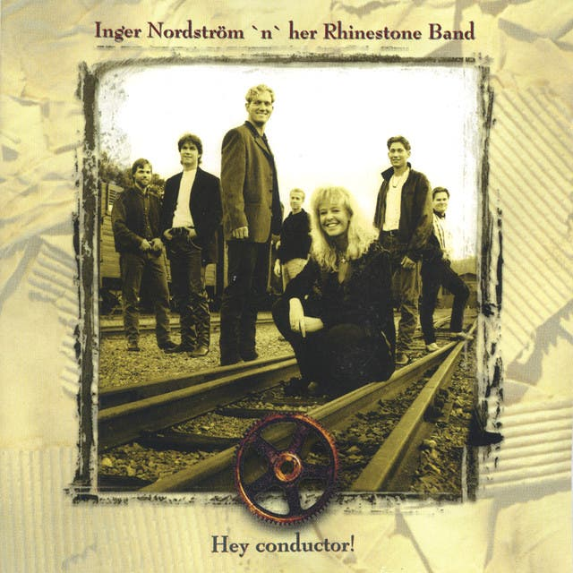 Inger Nordström N´her Rhinestone Band