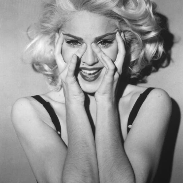 Madonna image